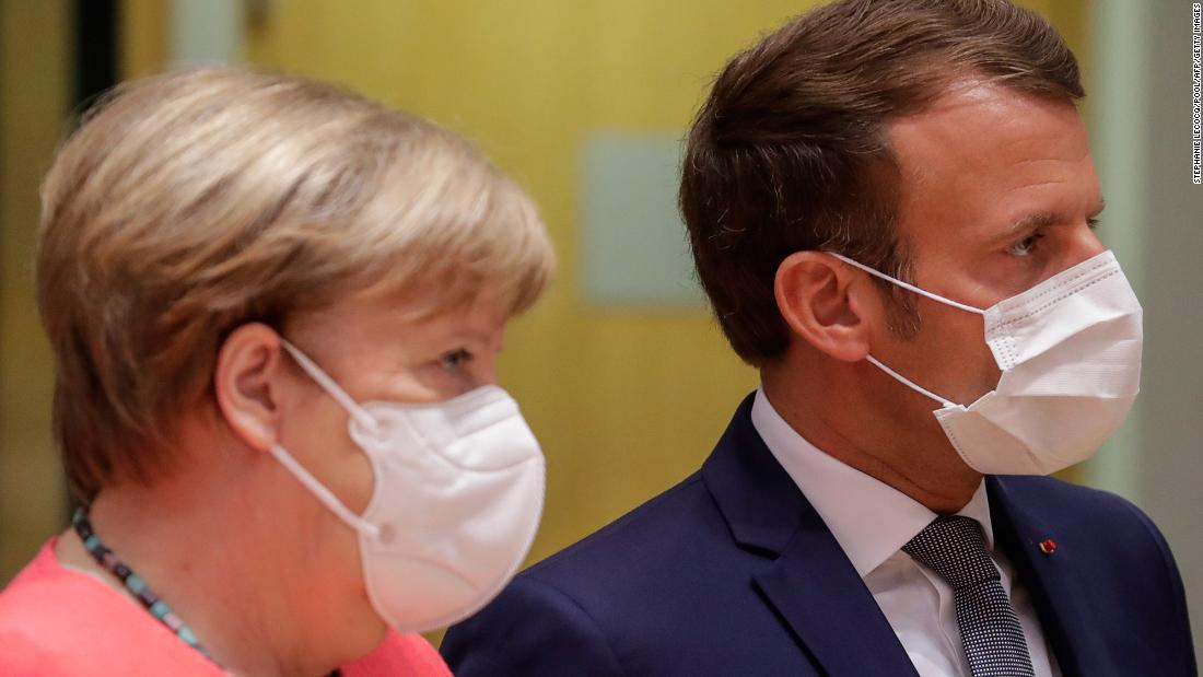 Covid-19 prompts new lockdowns in France, Germany
